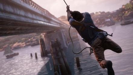 Uncharted 4: Dynamic Gameplay