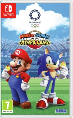 Mario & Sonic at the 2020 Olympics