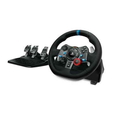 Logitech G29 Driving Force Racing Wheel For PS5/PS4/PS3/PC