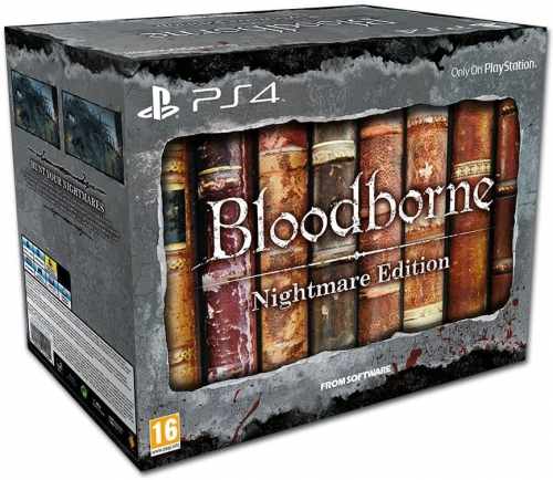 Bloodborne Nightmare Edition PS4