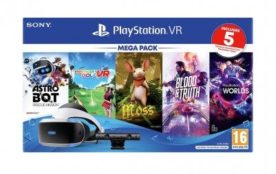 PlayStation VR Mega Pack PS5