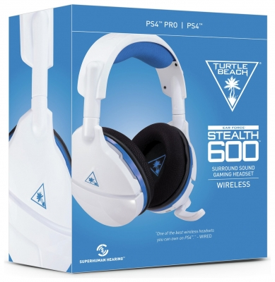 Turtle Beach Stealth 600P Wireless Headset PS5 / PS4 - White