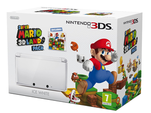 Nintendo 3DS Super Mario bundle