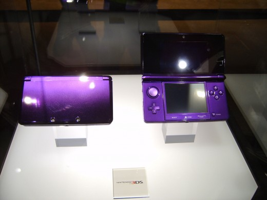 Purple 3DS