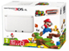 3DS XL with Super Mario 3D Land