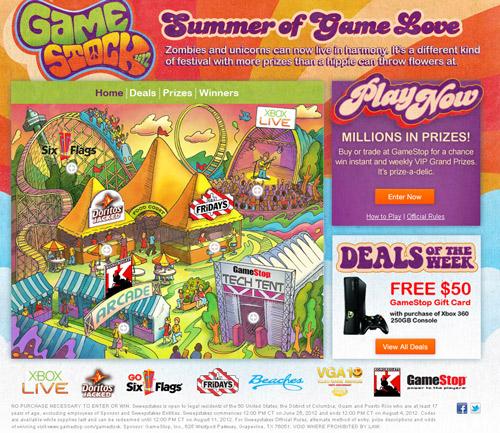 gamestock 2012