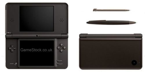 DSi XL Dark Brown