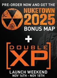 Pre-order bonus Nuketown 2025