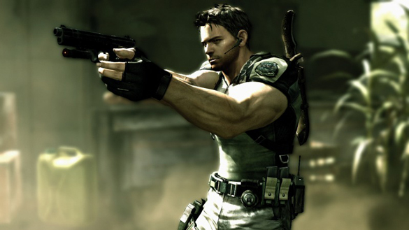 Resident Evil 5: Chris Redfield