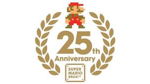 Mario 25 years
