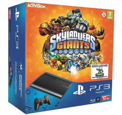 Skylanders Giants PS3 Console Bundle