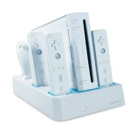 Wii Charging Stand