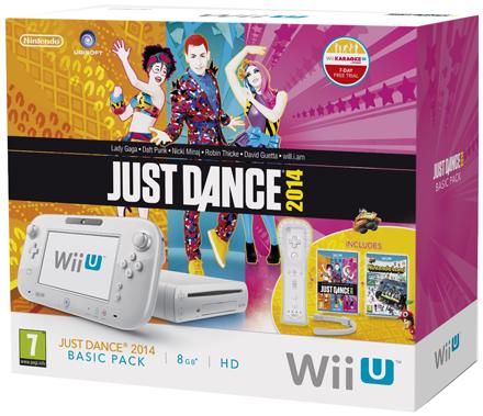 Wii U Basic vs Wii U Premium